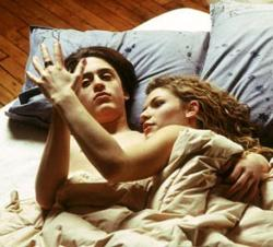 Kieran Culkin and Claire Danes in Igby Goes Down.