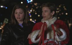 Jessica Biel and JonathanTaylor Thomas in I'll Be Home for Christmas