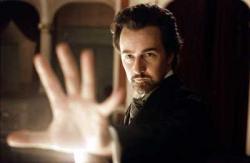 Edward Norton in The Illusionist.