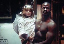 Djimon Hounsou in In America.