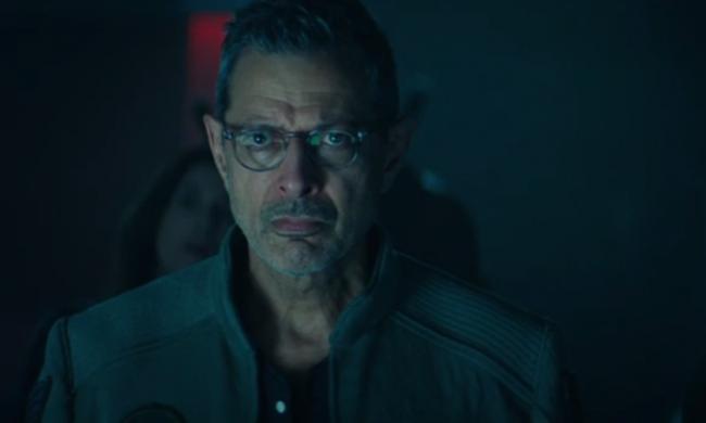 Jeff Goldblum in Independence Day: Resurgence.