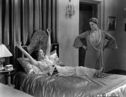 Gloria Swanson and Maude Eburne in Indiscreet