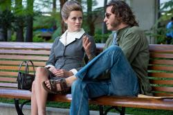 Reese Witherspoon and Joaquin Phoenix in Inherent Vice.