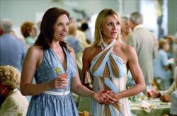 Toni Collette and Cameron Diaz in In Her Shoes.