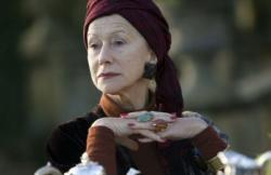 The always entertaining Helen Mirren in Inkheart.