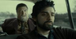John Goodman and Oscar Isaac in Inside Llewyn Davis.