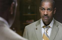 Denzel Washington in Inside Man.