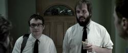 Leigh Whannell as Specs and Angus Sampson as Tucker in Insidious: Chapter 2