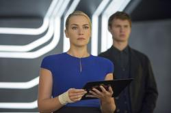 Kate Winslet in Insurgent.