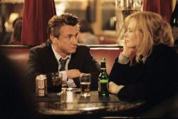 Sean Penn and Nicole Kidman in The Interpreter.