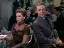 Judy Garland and Van Johnson In the Good Old Summertime