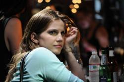 The grown-up Anna Chlumsky in In the Loop.