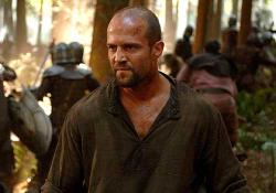 Jason Statham in In the Name of the King: A Dungeon Siege Tale.