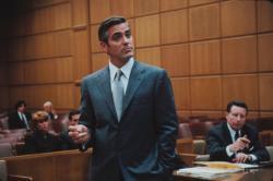 George Clooney in Intolerable Cruelty.