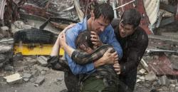 Richard Armitage, Max Deacon and Nathan Kress go Into the Storm