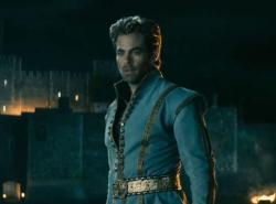 Chris Pine as Prince Charming in Into the Woods