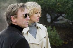 Daniel Craig and Nicole Kidman in The Invasion.