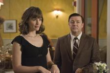Jennifer Garner and Ricky Gervais in The Invention of Lying.