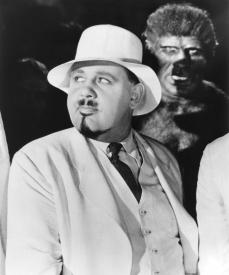 Charles Laughton as the creepy Dr. Moreau in Island of Lost Souls.