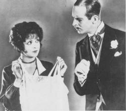 Clara Bow and William Austin in It.