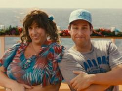 Jack And Jill 2011 Starring Adam Sandler Al Pacino