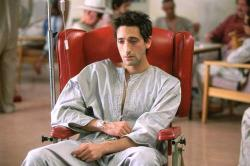 Is Adrien Brody pondering what happened to his career? I may have an idea.