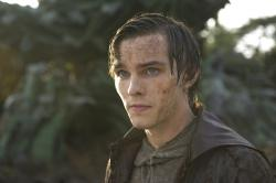 Nicholas Hoult in Jack the Giant Slayer.
