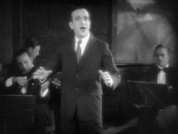 Al Jolson in The Jazz Singer.