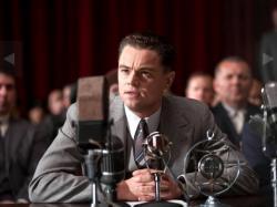 Leonardo DiCaprio in Clint Eastwood's J. Edgar.