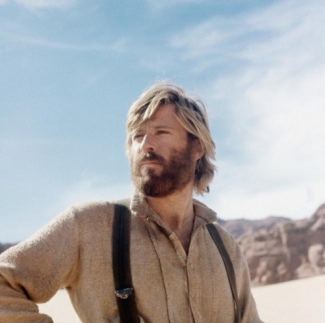Robert Redford in Jeremiah Johnson