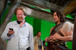 At least Andrew Stanton and Taylor Kitsch had fun making John Carter.
