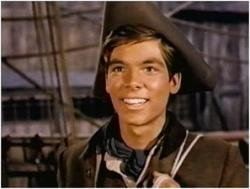 Hal Stalmaster as Johnny Tremain.