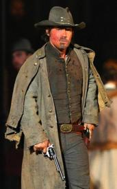 Josh Brolin as Jonah Hex.