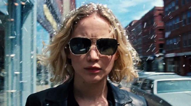 Jennifer Lawrence is Joy.