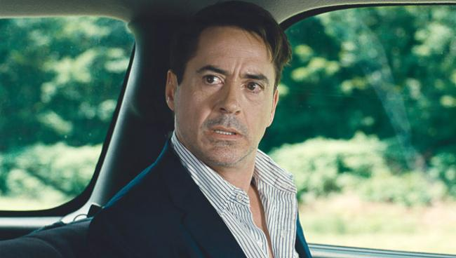 Robert Downey Jr. in The Judge