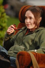Ellen Page as Juno in Juno