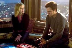 Reese Witherspoon and Mark Ruffalo in Just Like Heaven.