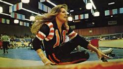 Raquel Welch in Kansas City Bombers