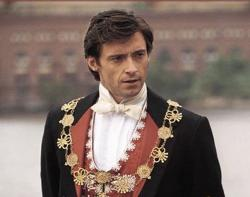 Hugh Jackman in Kate & Leopold.