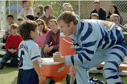Will Ferrell in Kicking and Screaming.
