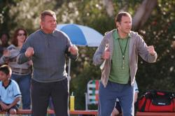 Mike Ditka and Will Ferrell in Kicking and Screaming.