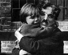charlie chaplin and the kid