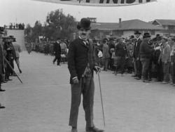 Charlie Chaplin goes to the Kid Auto Races and you'll never guess where.