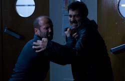 Jason Statham and Clive Owen in Killer Elite.