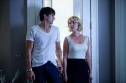 Ashton Kutcher and Katherine Heigl in Killers.