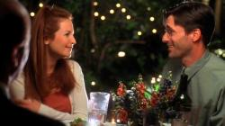 Jennifer Westfeldt and Jon Hamm in Kissing Jessica Stein.