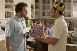 Seth Rogen and Paul Rudd in Knocked Up.