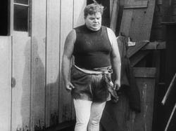Fatty Arbuckle is ready to rumble in The Knockout