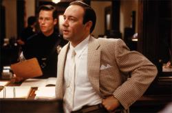 Kevin Spacey in L. A. Confidential.