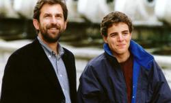 Nanni Moretti and Giuseppe Sanfelica in The Son's Room